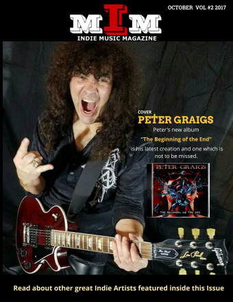 IndieMusicMagazine October Vol 2 2017